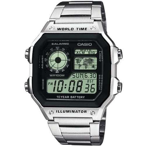 Часы наручные Casio Collection AE-1200WHD-1AVEF