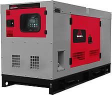 Дизельный генератор Vitals Professional EWI 70-3RS.170B (77 кВт, эл.стартер, 1/3 фазы, ATS)