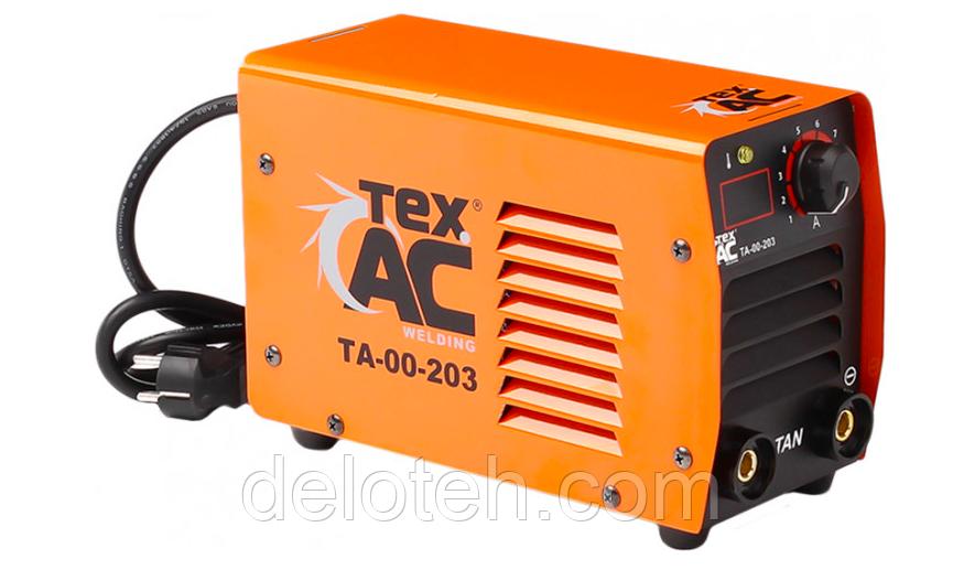 Зварювання інверторна ТехАС TITAN 140-250В 5.0 мм, 20-300А, ТА-00-203