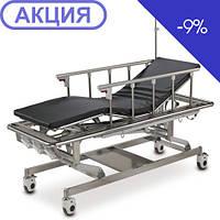 Каталка для перемещения пациентов OSD-A105B, 4 секции