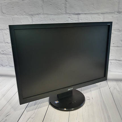 Монитор Acer 19  (Матрица TN / DVI, VGA,DisplayPort / Разрешение 1680x1050), фото 2