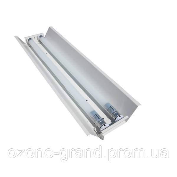 Светильник металлический 1.2 м под светодиодные лампы Т8
