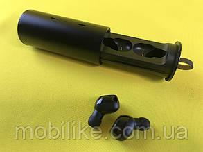 Бездротові навушники BT DOUBLE-TWS19 з кейсом