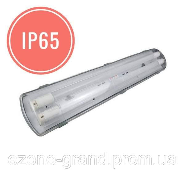 ДПП 2х18 светильник IP65 600мм