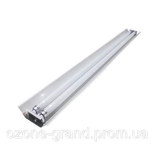 Светильник LED трассовый открытый 2х1200мм компакт