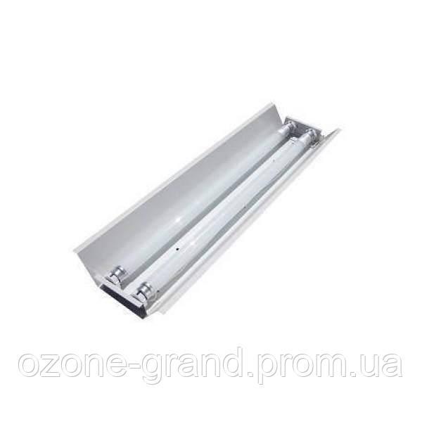 Светильник LED трассовый открытый 2х600мм