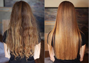 Электрическая расческа выпрямитель FAST HAIR STRAIGHTENER HQT-906, выпрямитель, укладка для волос!, фото 2