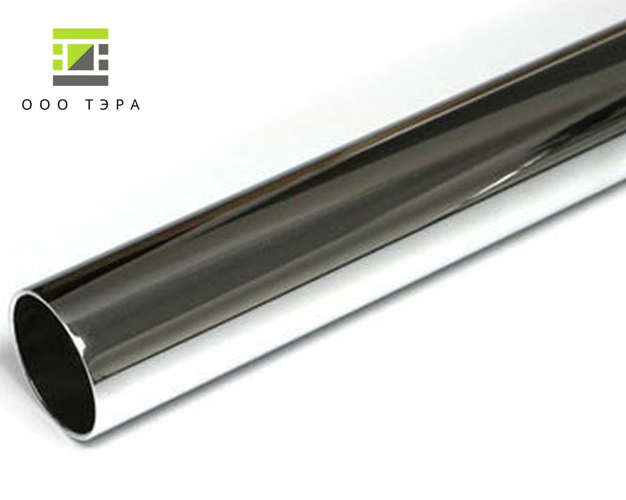 Труба круглая нержавеющая 22 мм 12Х18Н10Т