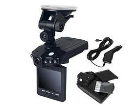 Автомобильный видеорегистратор DVR-027 HD (H-198) 1280x720 регистратор, фото 2