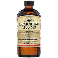 L-Карнитин Solgar 1500 мг 473 мл (SOL30721)