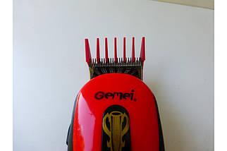 Профессиональная машинка для стрижки животных GEMEI GM-1023, фото 2
