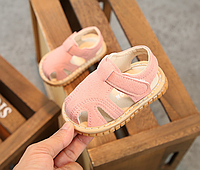 Босоножки сандали детские с резиновой подошвой лето босоніжки сандалі дитячі весна літо