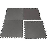 Защитный коврик Spart для кардиотренажера (1 секция) 100*100*1 см