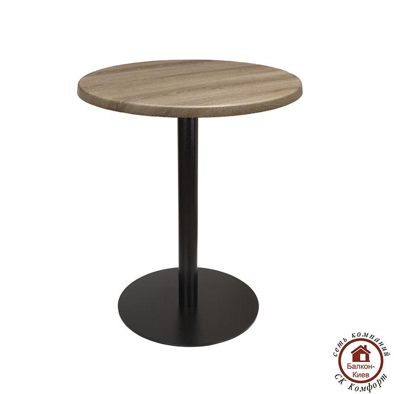 Стільниця Топалит колір Messina Oak кругла 80 см