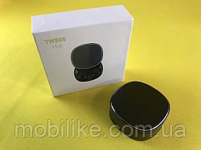 Стерео гарнітура Bluetooth TWS06 з кейсом Power Bank