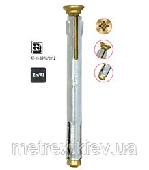 Анкер для окон и дверей 10х132 мм., рамный 1000+1, 100 шт.