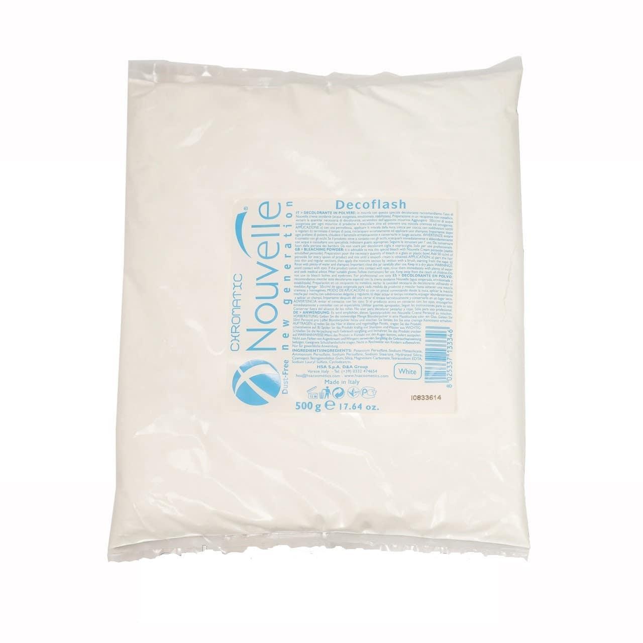 Освітлювач Nouvelle Decoflash Refill White 500 г