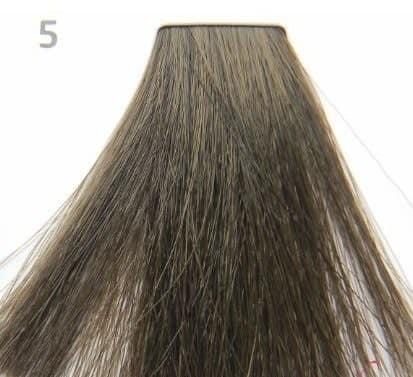 Краска для волос 5 Nouvelle Smart Светло-коричневый 60 мл