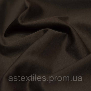 Трикотаж дайвинг (коричневый)