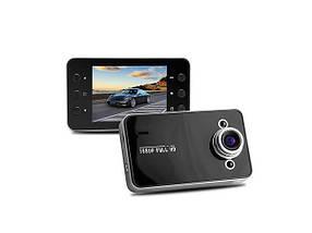 Видеорегистратор автомобильный DVR K6000 Full HD DVR 1080p, DVR 6000 FullHD, фото 2