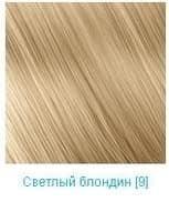 Краска для волос 9 Nouvelle Hair Color Светлый блондин 100 мл