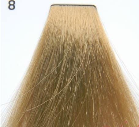Краска для волос 8 Nouvelle Smart Светлый блондин 60 мл