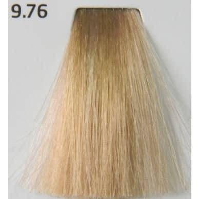 Краска для волос 9.76 Nouvelle Smart Очень светлый коричнево-красный блондин 60 мл, фото 2