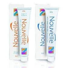 Краска для волос 8.39 Nouvelle Hair Color Светлый золотисто-песочный блондин 100 мл, фото 2