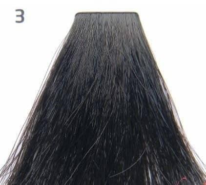 Краска для волос 3 Nouvelle Smart Темно-коричневый 60 мл, фото 2