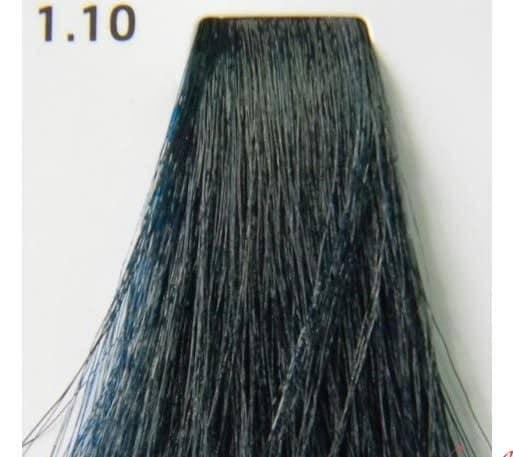 Краска для волос 1.10 Nouvelle Smart Иссиня черный 60 мл, фото 2