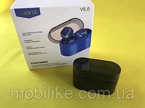 Бездротові навушники TWS18 блютуз