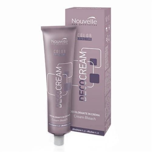 Осветляющая крем-краска для волос Nouvelle Decocream 250 мл