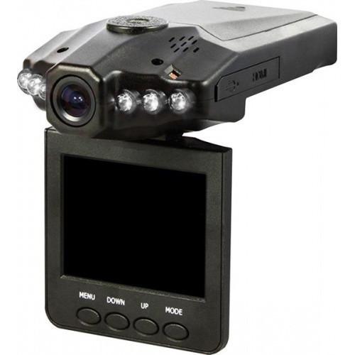Автомобильный видеорегистратор 1280x720 DVR-027 HD (H-198) регистратор Черный
