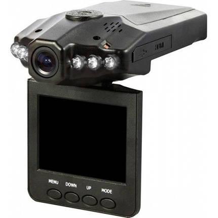 Автомобильный видеорегистратор 1280x720 DVR-027 HD (H-198) регистратор Черный, фото 2