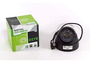 Внешняя цветная камера видеонаблюдения Kronos CCTV 349, фото 2