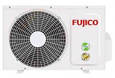 Кондиционер Fujico ACF-I09AHRDN1 DC Inverter -15°С не дорогая сплит система инверторная класс А до 25 м2, фото 3