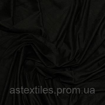 Замша стрейч (чорна)