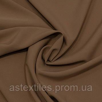 Креп-костюмка Барбі (коричнева світла)