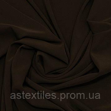 Креп-костюмка Барбі (коричнева)