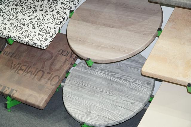 Стільниця Топалит колір Messina Oak фото