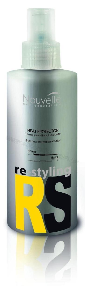 Термозащитный спрей для волос Nouvelle Heat Protector 150 мл