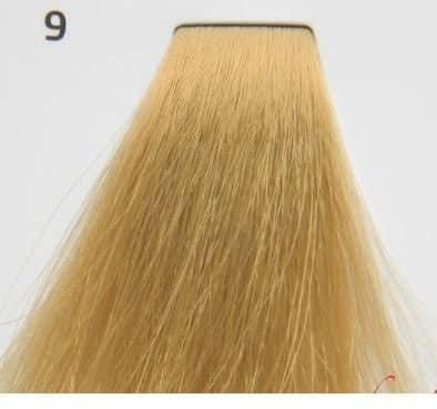 Краска для волос 9 Nouvelle Smart Очень светлый блондин 60 мл, фото 2
