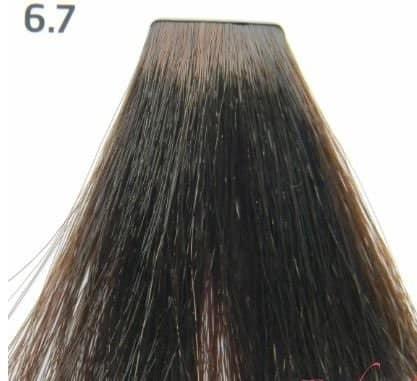 Краска для волос 6.7 Nouvelle Smart Орех 60 мл