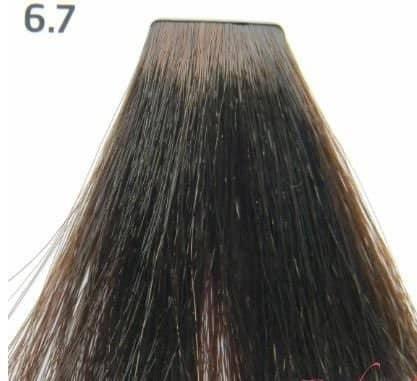 Краска для волос 6.7 Nouvelle Smart Орех 60 мл, фото 2