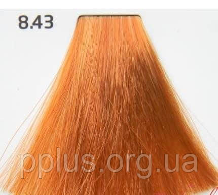Краска для волос 8.43 Nouvelle Smart Светлый медно-золотистый блондин 60 мл