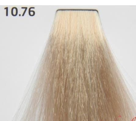 Краска для волос 10.76 Nouvelle Smart Платиновый коричнево-красный блондин 60 мл