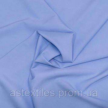 Креп-костюмка Барбі (блакитна волошка)