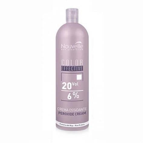 Окислительная эмульсия 6% Nouvelle Cream Peroxide 1000 мл, фото 2