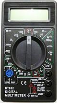 Мультиметр Тестер Цифровой Точный DT- 832, фото 3