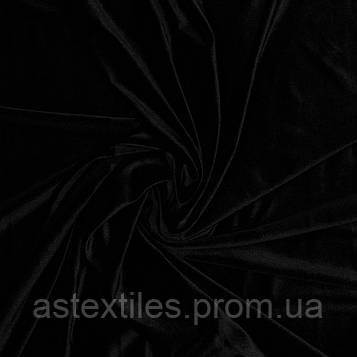 Оксамит (чорний)